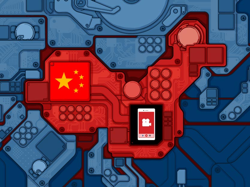 The Growing Popularity of Chinese Social Media Outside China
