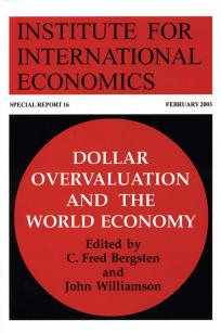 Dollar Overvaluation and the World Economy