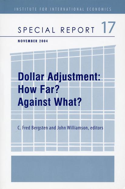Dollar Adjustment: How Far? Against What?