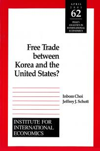 Free Trade Between Korea and the United States?