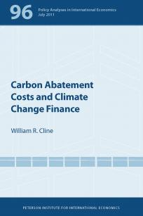 Carbon Abatement Costs and Climate Change Finance