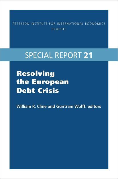 Resolving the European Debt Crisis