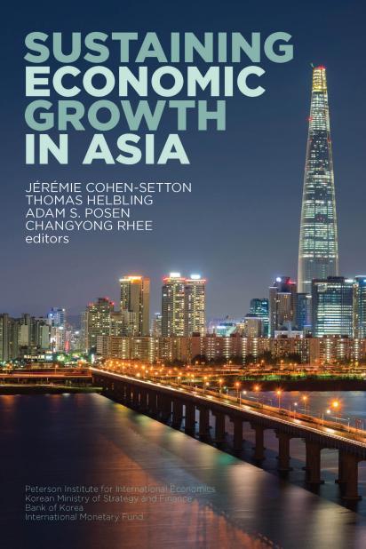 Sustaining Economic Growth in Asia