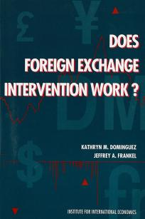 Does Foreign Exchange Intervention Work?