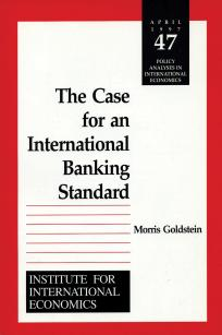 The Case for an International Banking Standard