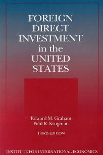 Foreign Direct Investment in the United States, 3rd Edition