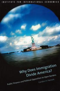 Why Does Immigration Divide America? Public Finance and Political Opposition to Open Borders