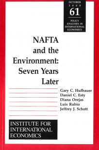 NAFTA and the Environment: Seven Years Later