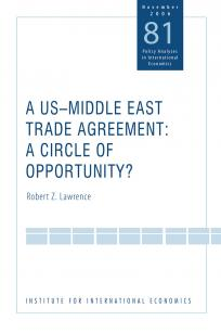 A US-Middle East Trade Agreement:A Circle of Opportunity?