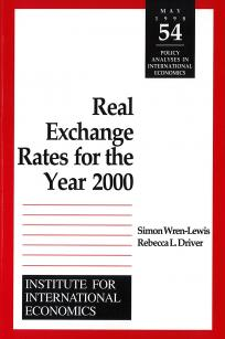 Real Exchange Rates for the Year 2000
