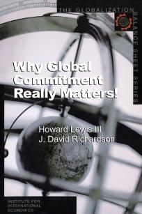 Why Global Commitment Really Matters!