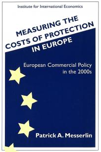 Measuring the Costs of Protection in Europe: European Commercial Policy in the 2000s