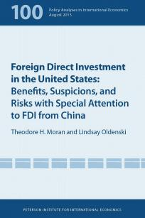 Foreign Direct Investment in the United States: Benefits, Suspicions, and Risks with Special Attention to FDI from China