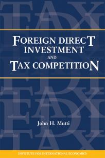 Foreign Direct Investment and Tax Competition