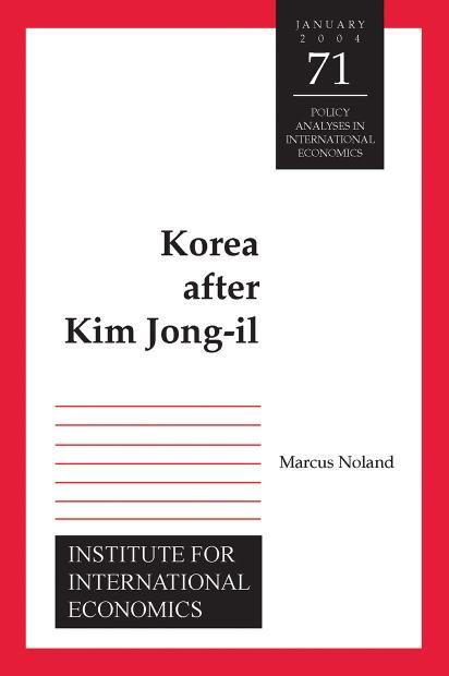 Korea after Kim Jong-il