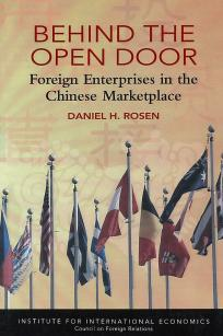 Behind the Open Door: Foreign Enterprises in the Chinese Marketplace