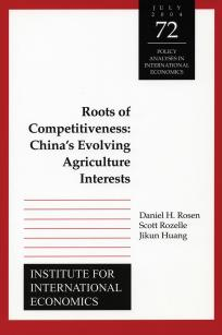 Roots of Competitiveness: China's Evolving Agriculture Interests