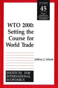 WTO 2000: Setting the Course for World Trade