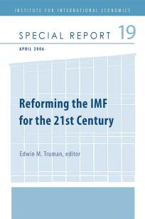 Reform the IMF for the 21st Century