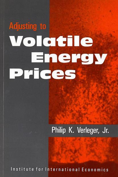 Adjusting to Volatile Energy Prices