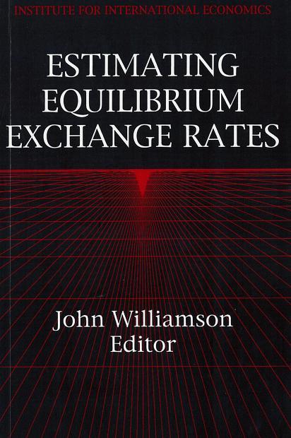 Estimating Equilibrium Exchange Rates