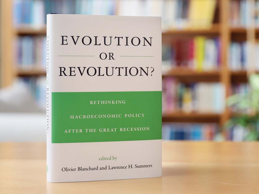 Evolution or Revolution? Rethinking Macroeconomic Policy after the Great Recession