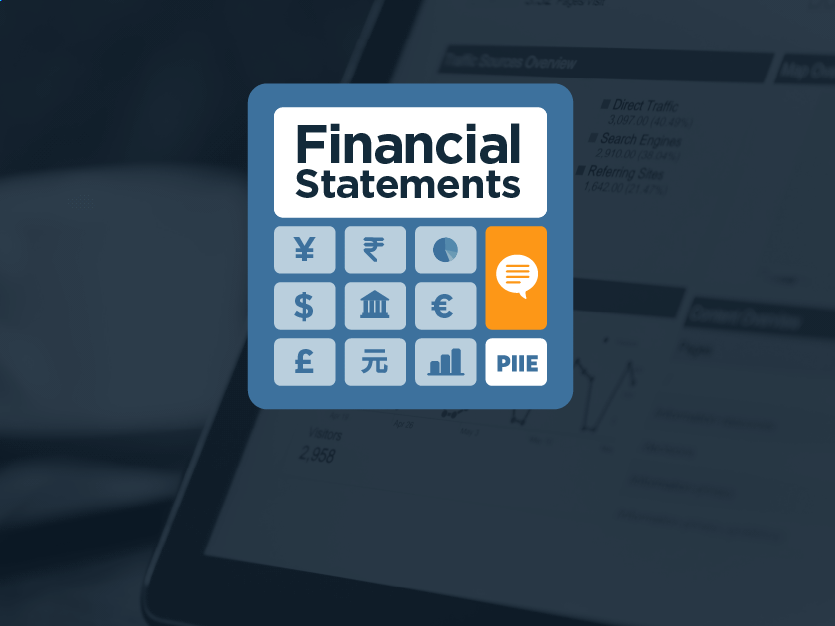 Financial Statements - Featured