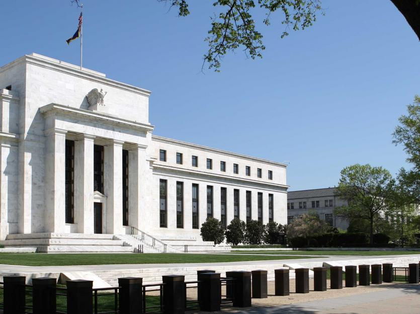 US Federal Reserve Building, Washington, DC