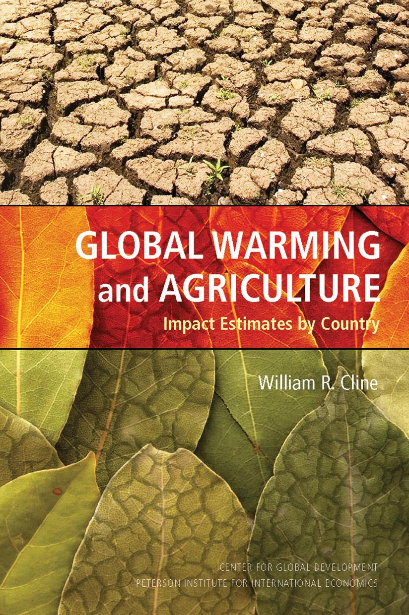 Global Warming and Agriculture: Impact Estimates by Country