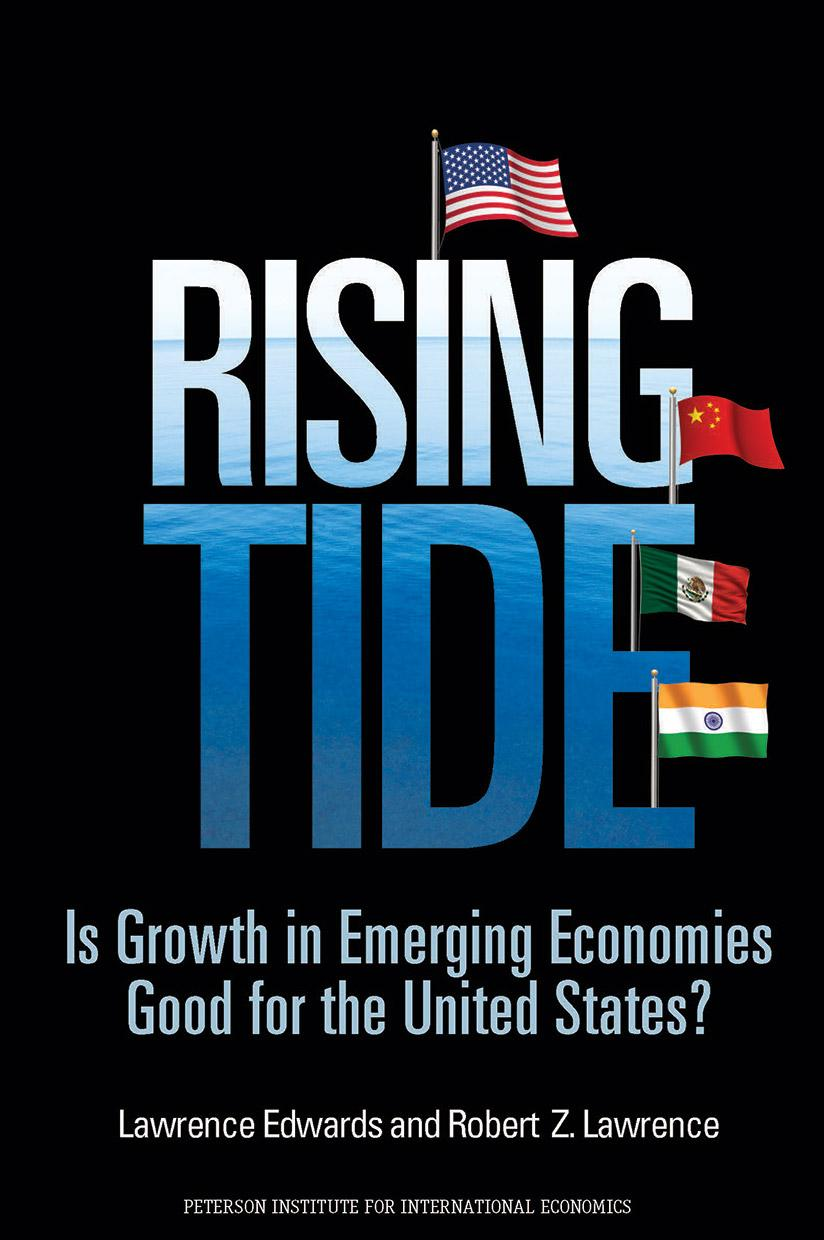 Rising Tide: Is Growth in Emerging Economies Good for the United States?