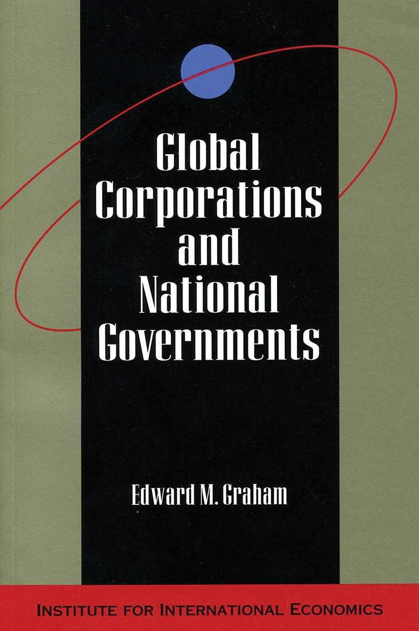 Global Corporations and National Governments