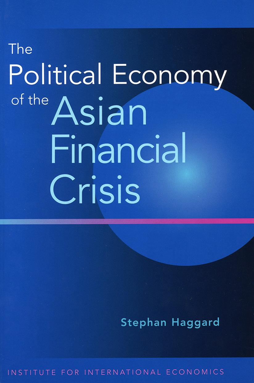 The Political Economy of the Asian Financial Crisis