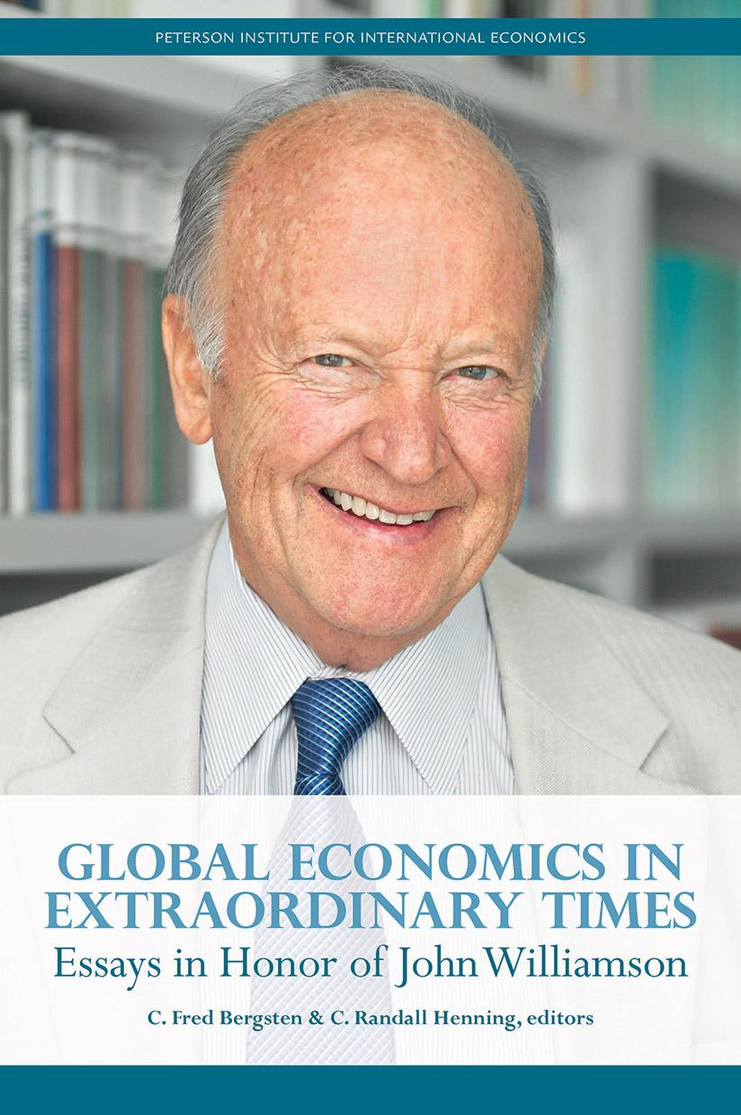 Global Economics in Extraordinary Times: Essays in Honor of John Williamson