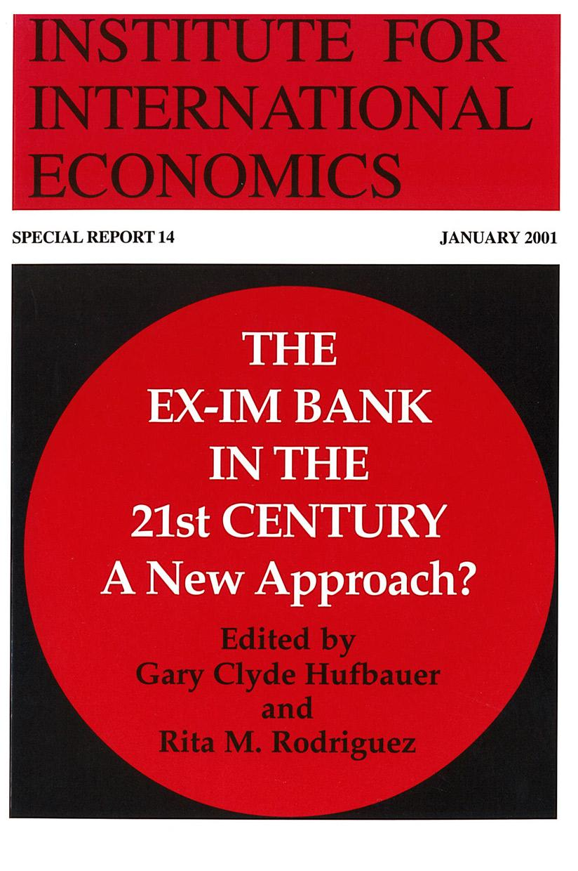 The Ex-Im Bank in the 21st Century: A New Approach?