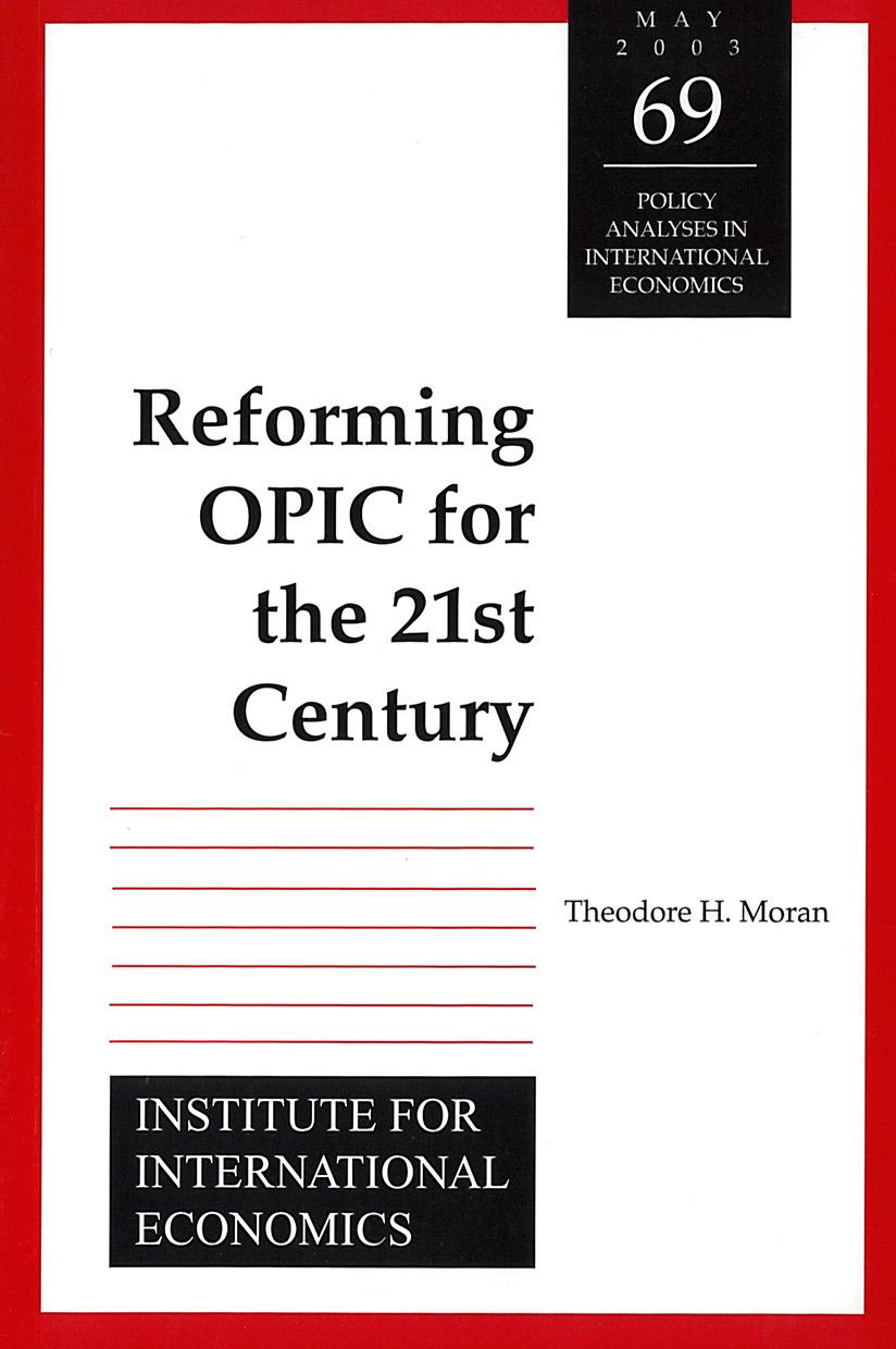 Reforming OPIC for the 21st Century