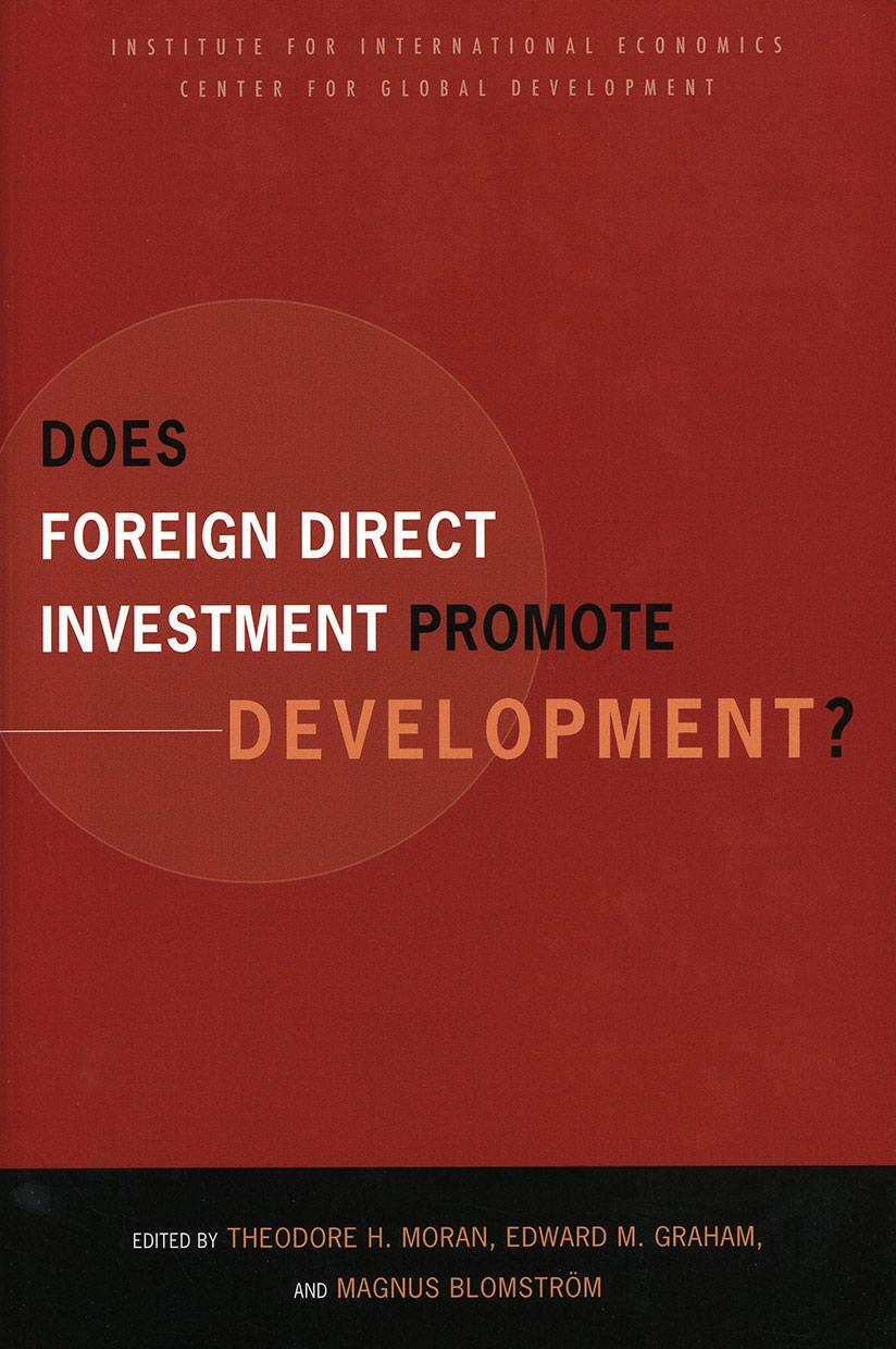 Does Foreign Direct Investment Promote Development?
