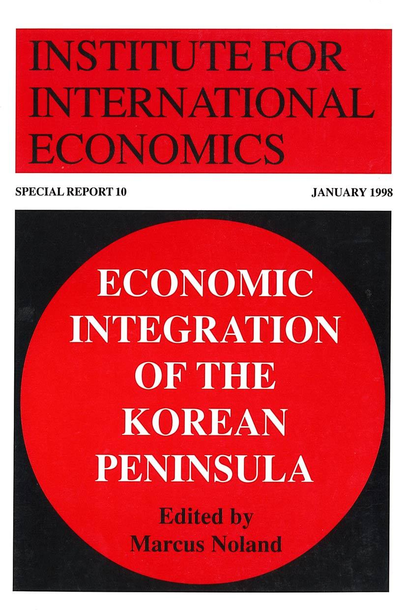 Economic Integration of the Korean Peninsula