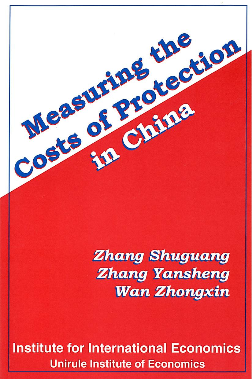 Measuring the Costs of Protection in China